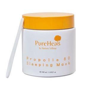 Pure heals Propolis 80 Sleeping Mask! NWT